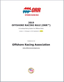 ORR Rulebook 2019 cover